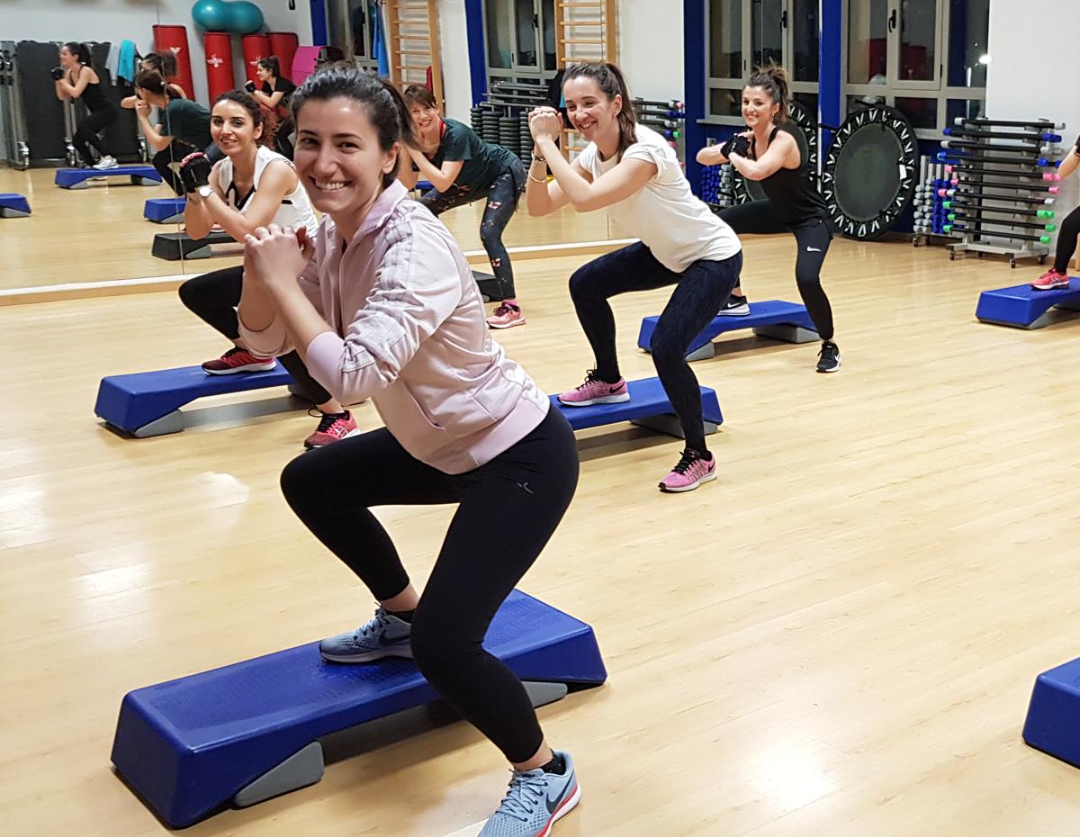 Esercizi G.A.G. - allenamento gambe addominali e glutei