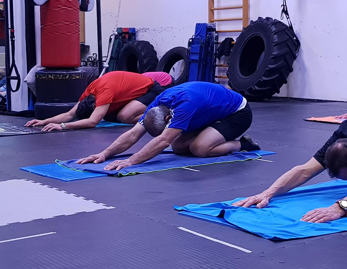 Ginnastica posturale corsi professionali presso palestra Gi Point