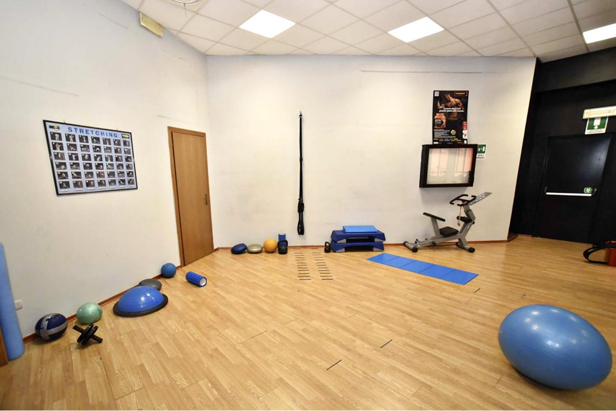 Sala Stretching